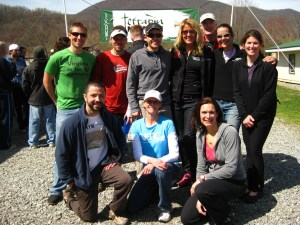VHTRC at Terrapin Mtn 50k
