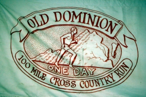 Old Dominion 100 Mile Endurance Run logo
